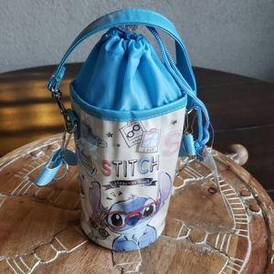 NWT Disney Stitch & Scrump insulated bottle holder